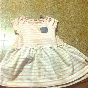 Nautica toddler girl dress